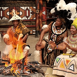 Lesedi Cultural Village Day Trip